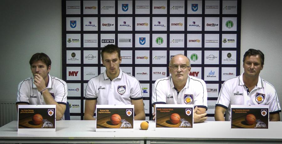 0b25ca6235f6a Nitrianski basketbalisti zorganizovali pr - Šport a relax | moja Nitra