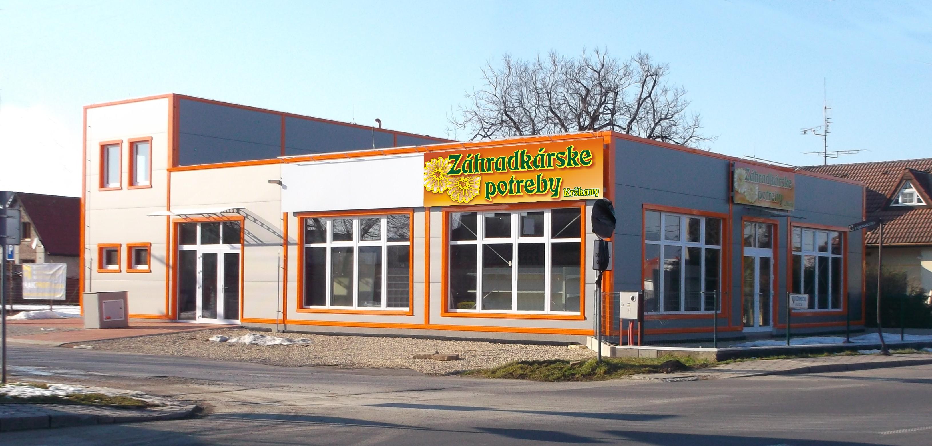 V Krškanoch sa pri hlavnej ceste nedávno otvoril veľký obchod so  záhradkárskymi potrebami. Hneď na prvý pohľad nám bolo logo veľmi povedomé. 14805d77d11