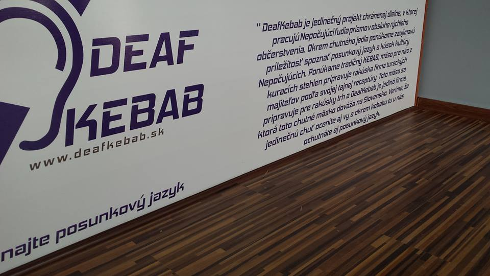 Deaf Kebab Nitra - najväčší kebab v mest - Katalóg firiem  57faea00f7e