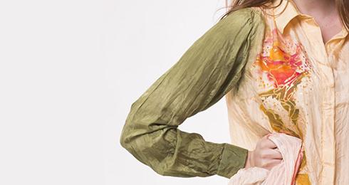 1c607614e Maľovať na hodváb je ako pracovať so živým - Móda, krása | moja Nitra