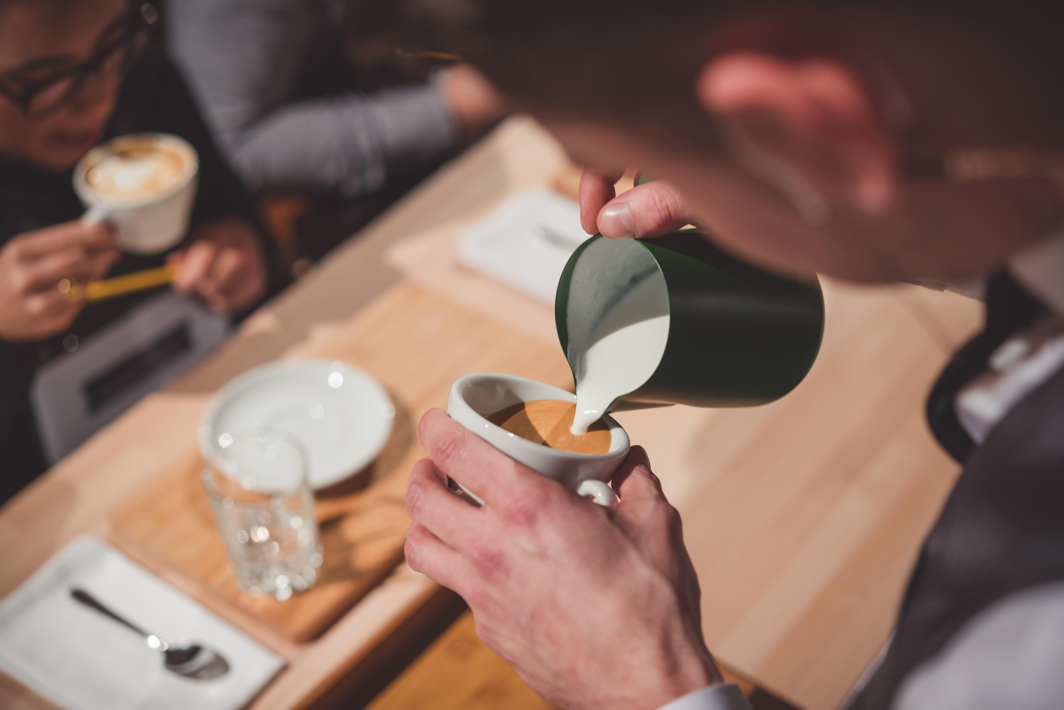 Minulý víkend Župný dom v Nitre prevoňala káva - Gastro  254ca87036