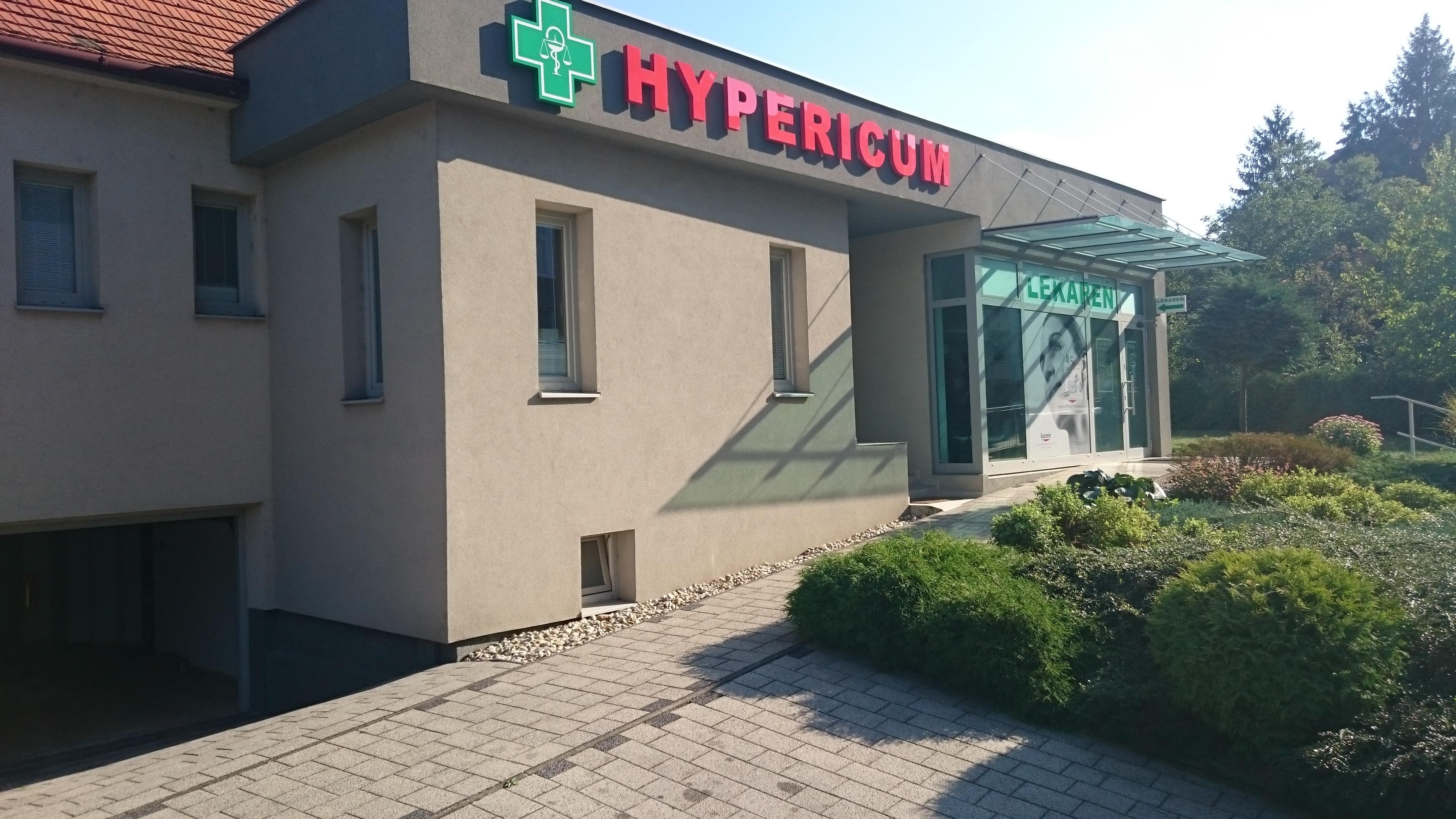 5afd88c52ee Lekáreň Hypericum - PharmDr. Katarína St - Katalóg firiem