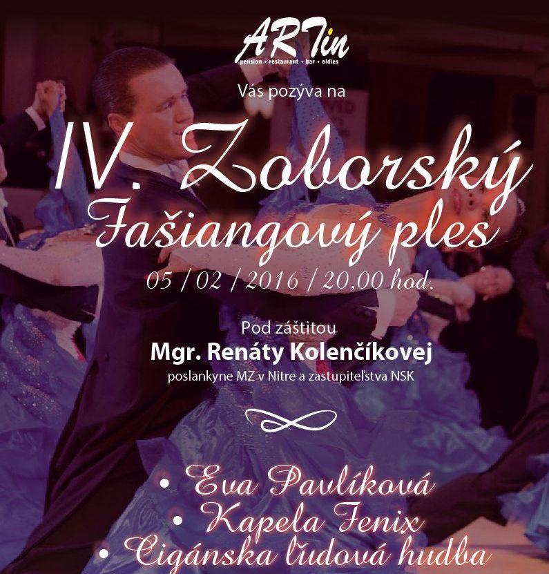 IV. Zoborský fašiangový ples - Katalóg firiem  be246600e1c