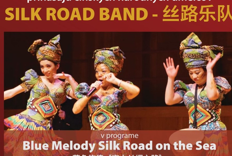 c774766d225e Čínska kapela SILK ROAD BAND zažiarila v - Katalóg firiem