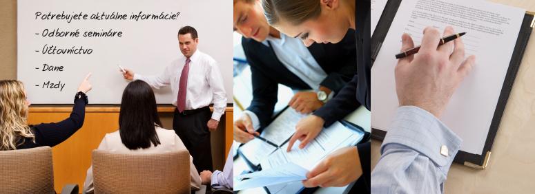 Ekonomická kancelária Nitra - zdaňovanie - Služby a rôzne  6e69a8760e4
