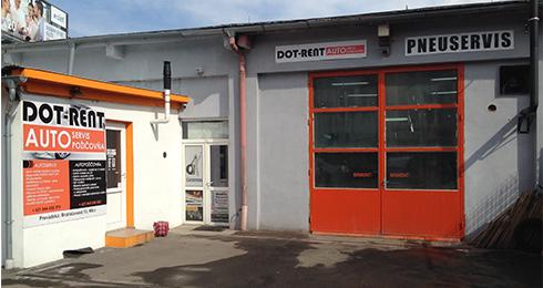 Autoservis DOT-RENT Nitra - Komplexná oprava - Auto-Moto  b268ad7d647