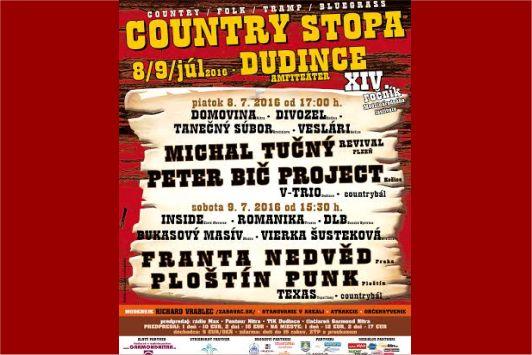 Festival COUNTRY STOPA v Amfiteáter Dudince - Kam v meste  dd762496a51