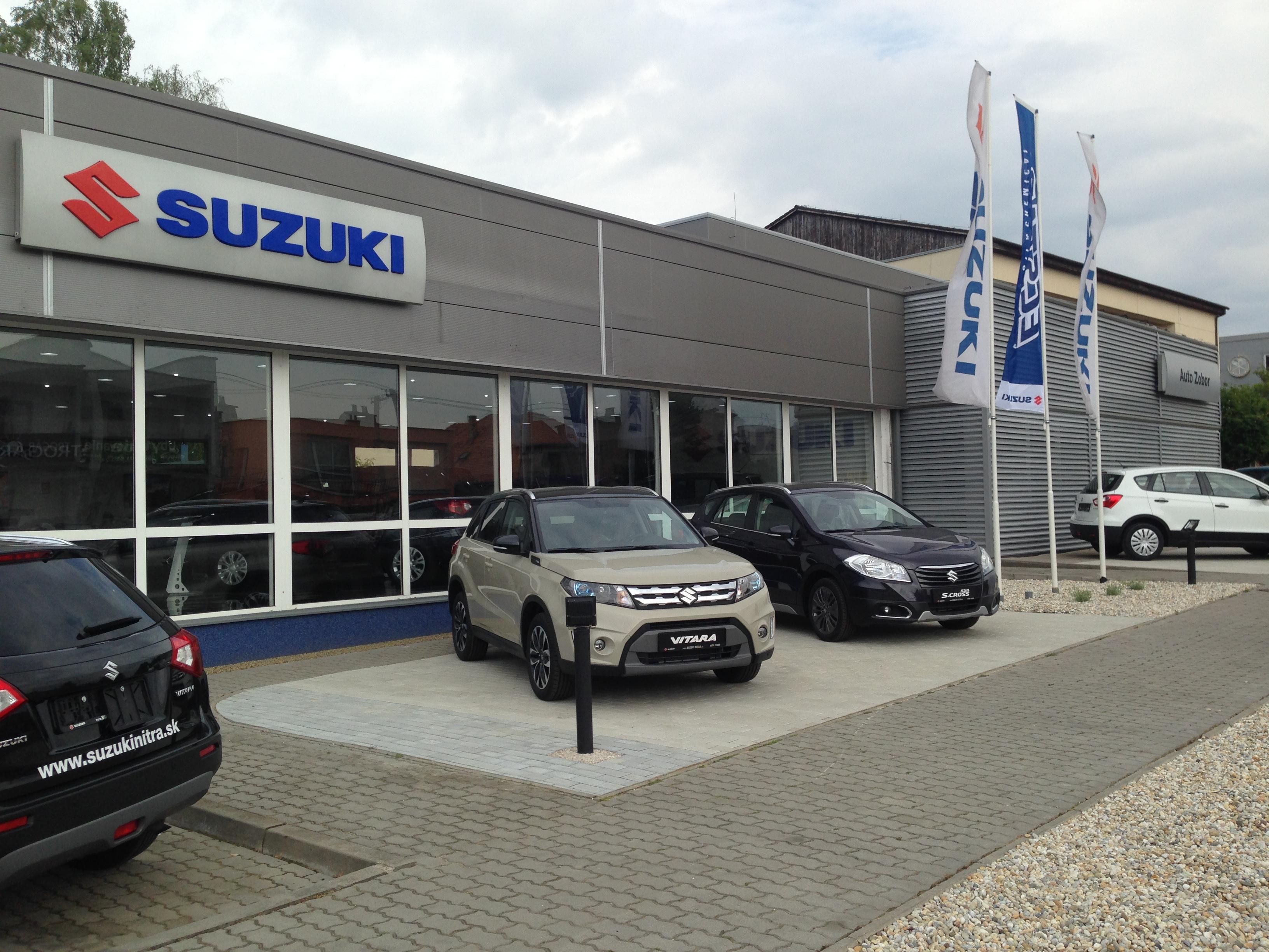 SUZUKI Nitra - autorizovaný predaj a ser - Katalóg firiem  9603ba18e6
