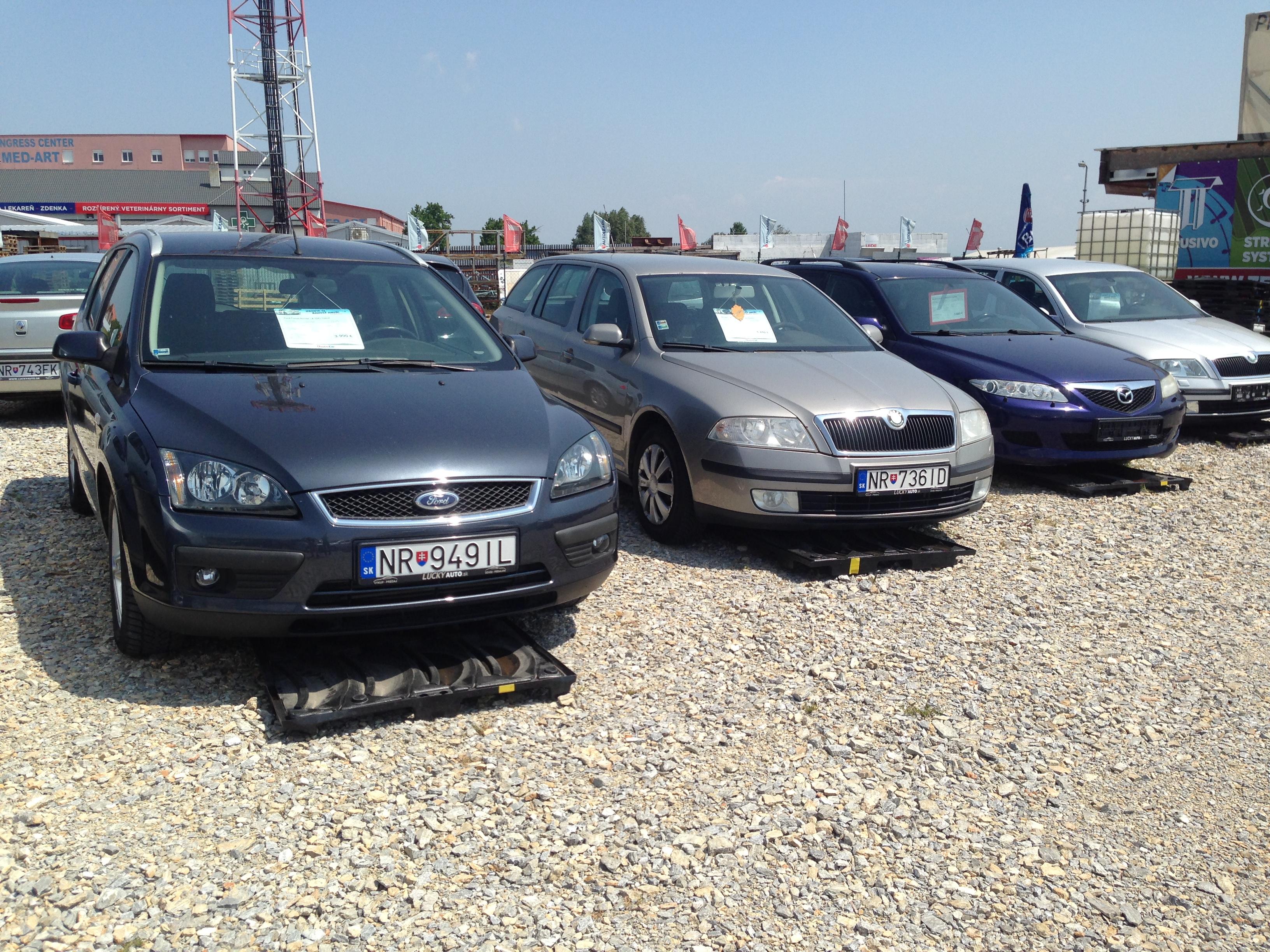Rozhodli ste sa predať svoje osobné alebo úžitkové auto  Ponúkame Vám výkup  áut v hotovosti! Neváhajte a navštívte Autobazár LUCKY Auto v Nitre 652b498c557