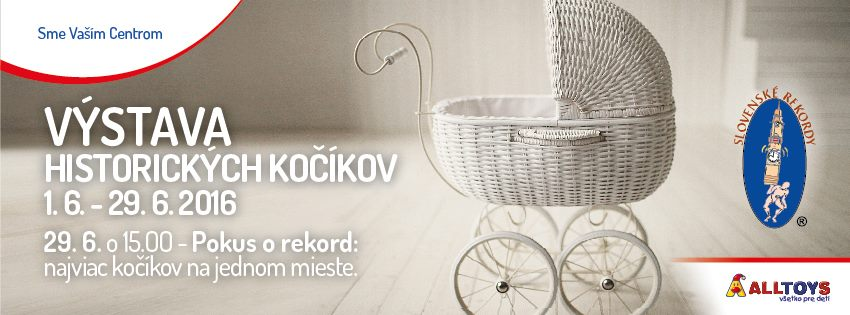 Pokus o slovenský rekord v počte kočíkov na - Kam v meste  f1be0b07876