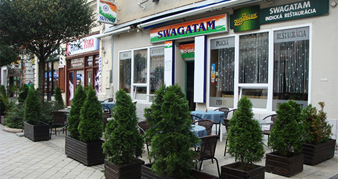 Indická reštaurácia Swagatam Nitra - kúsok Indie - Gastro  bc060dfdf9a