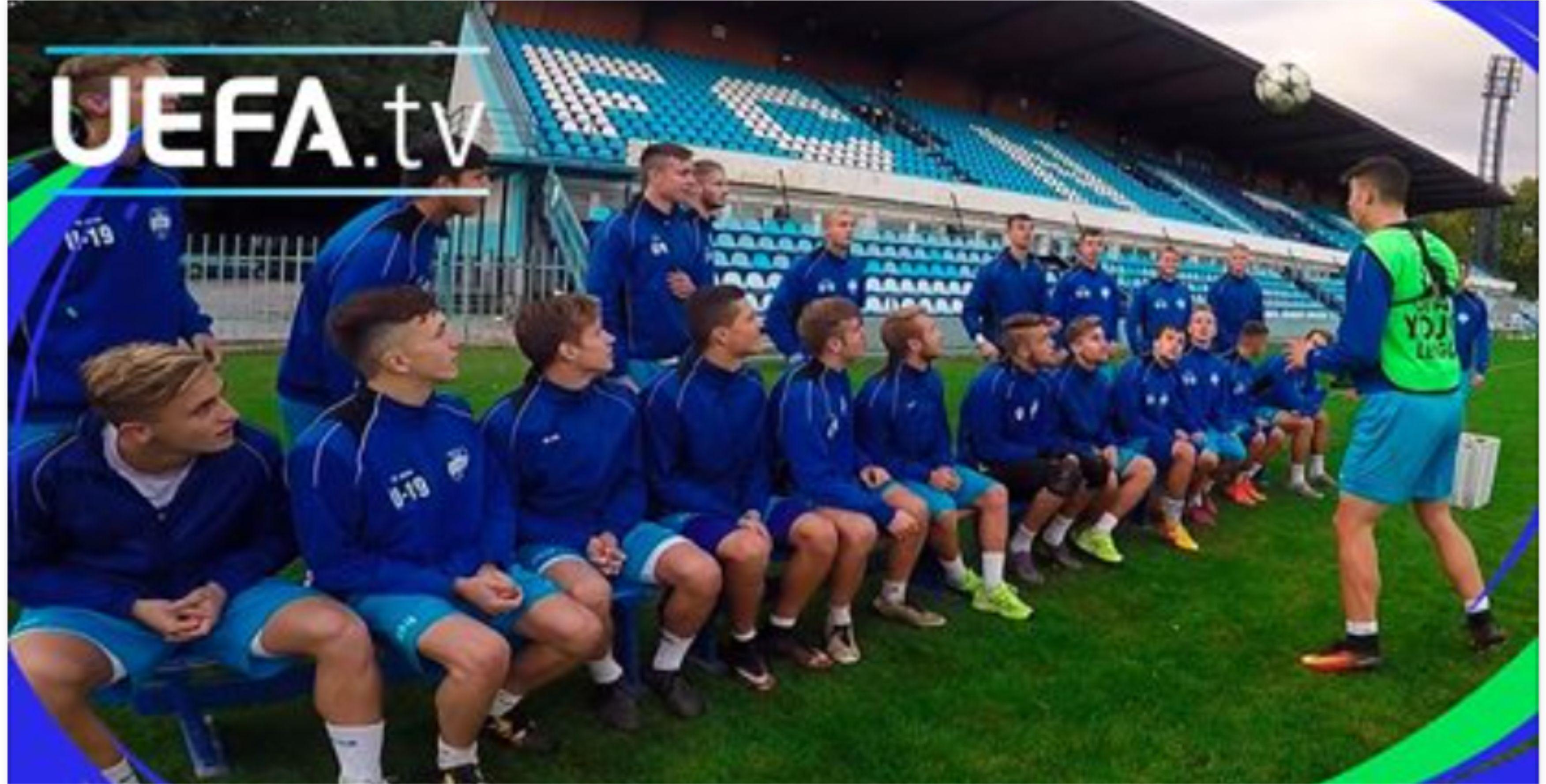 Ako sa chalani z FC Nitra U19 popasovali s - Kam v meste  bb6eec12f53