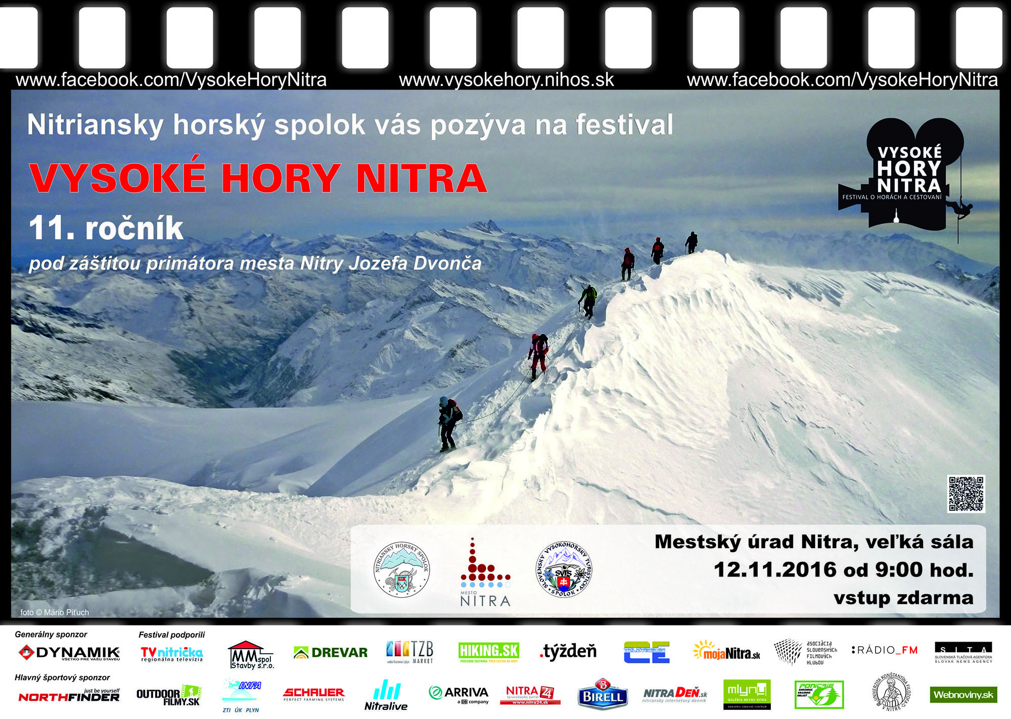 b84326a65 Festival Vysoké hory Nitra 2016 - Kam v meste | moja Nitra