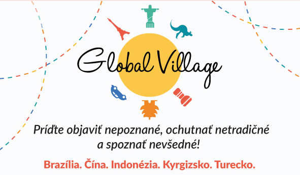 bbc9fa375daa Global Village - Kam v meste