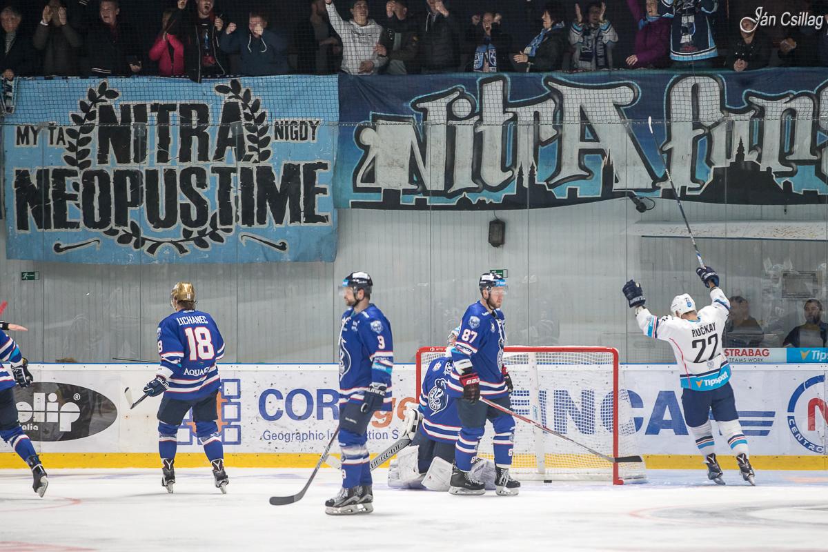 a1cc4932fdc86 Hokej: Nitra vstúpila do play-off zaslúže - Šport a relax | moja Nitra