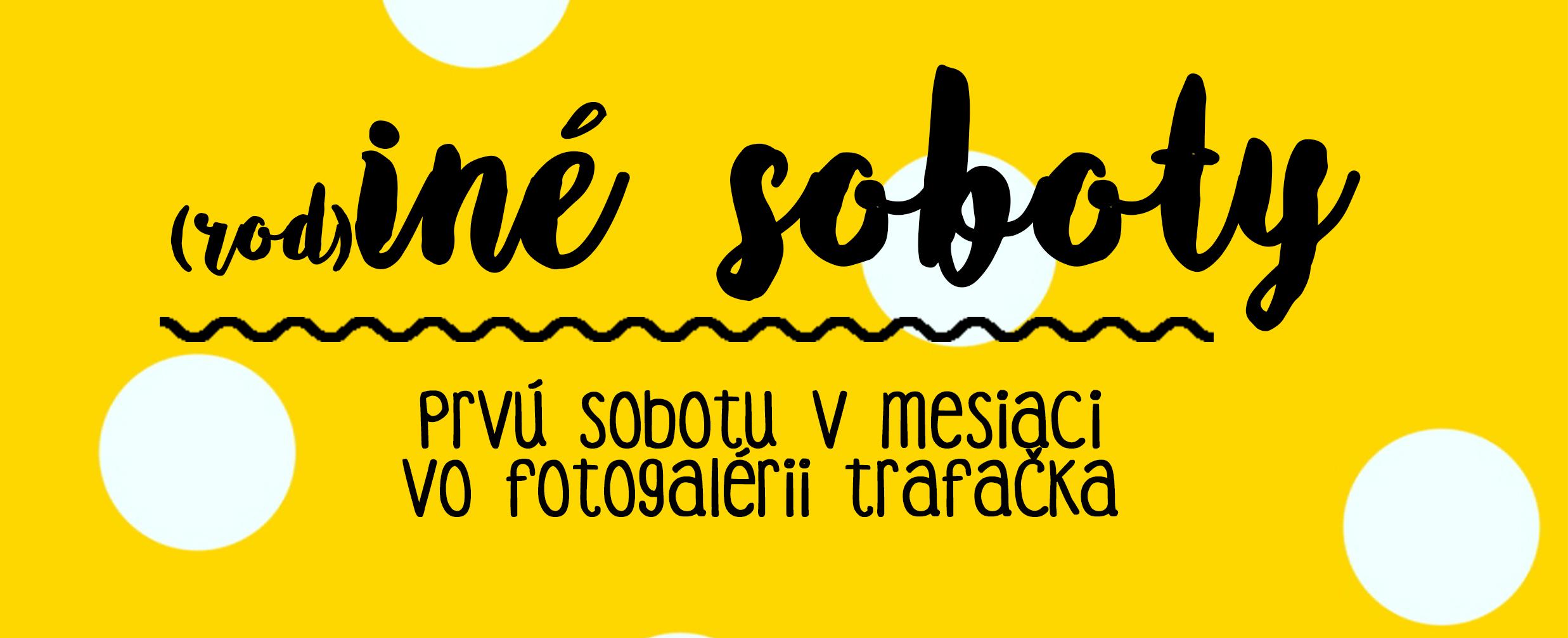 Štartujú (rod)INÉ soboty - Katalóg firiem  9d3651a93ce