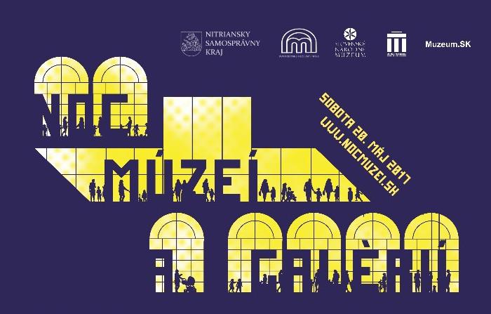 Noc múzeí a galérií v Nitre 2017 - Kam v meste  7e3a5e4ab04