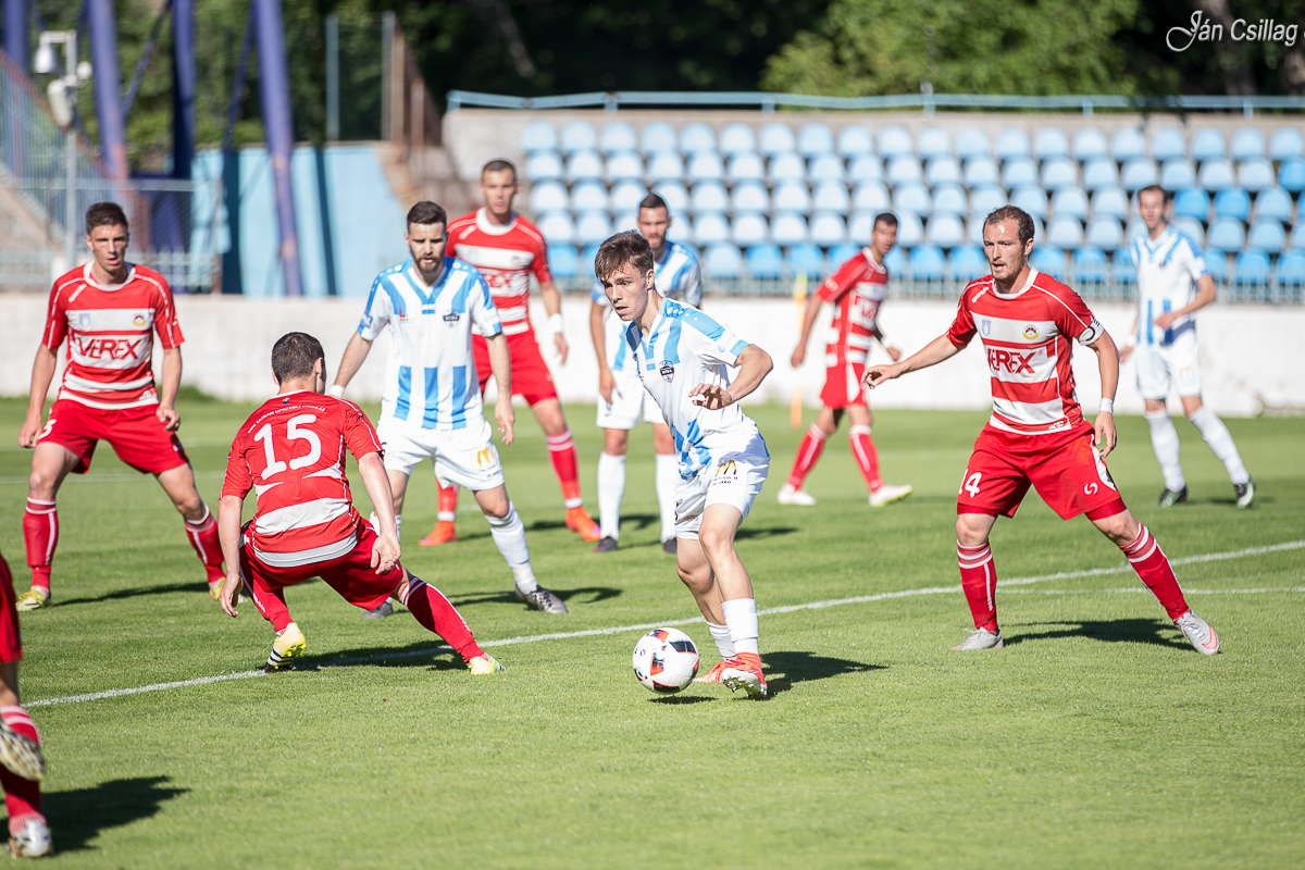 0cf68973c Nitrianski futbalisti otočili vývoj zápas - Šport a relax | moja Nitra