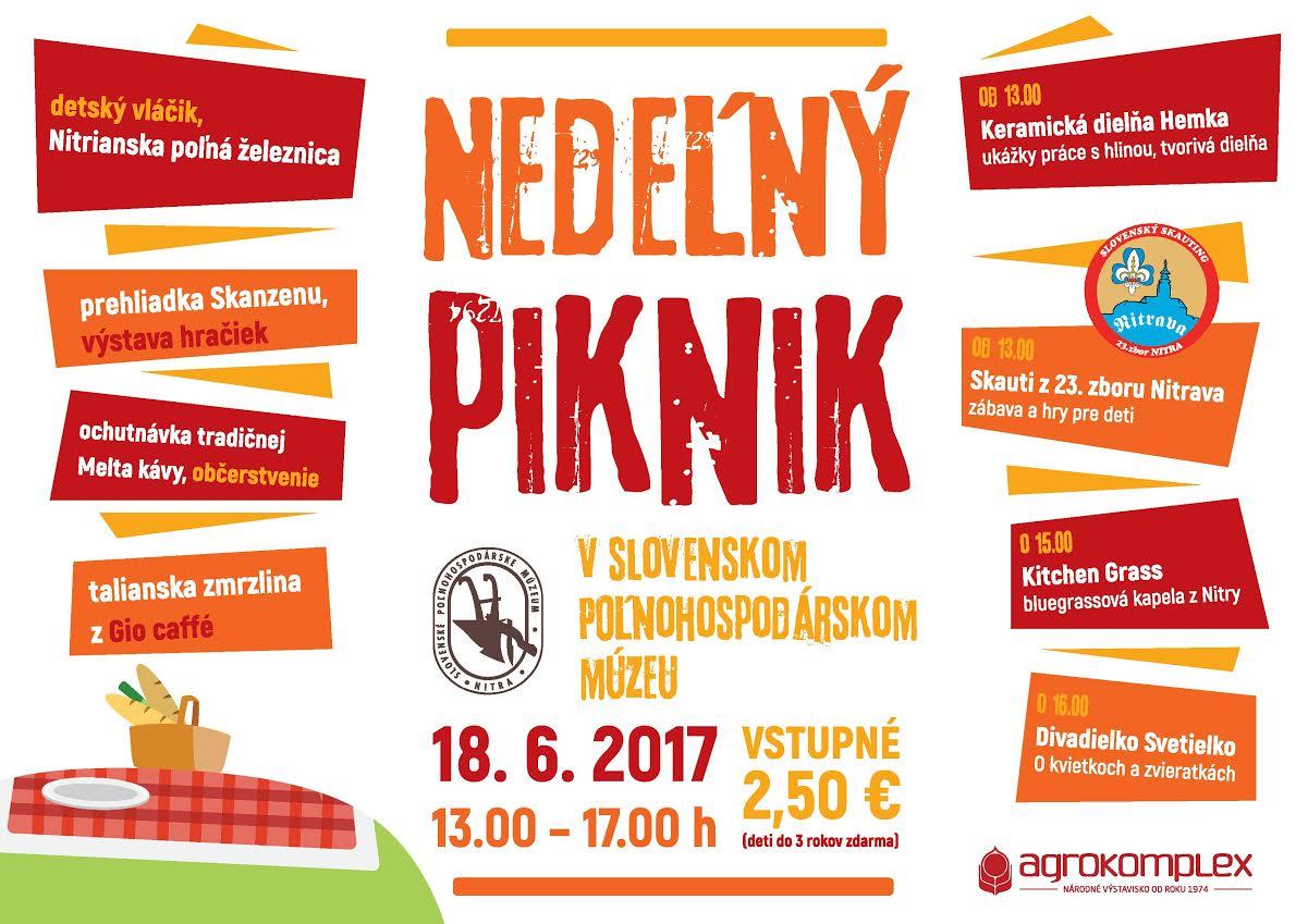 3b6e3549bee4 Nedeľný piknik v Slovenskom poľnohospodárs - Kam v meste