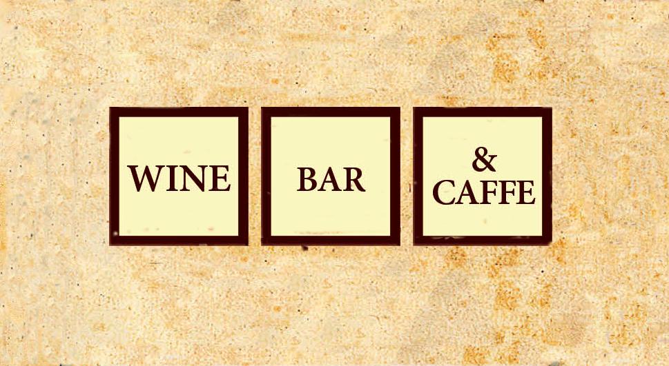 8daf3b1e0b02 WineBar Caffe Nitra - skvelá ponuka programov na - Gastro