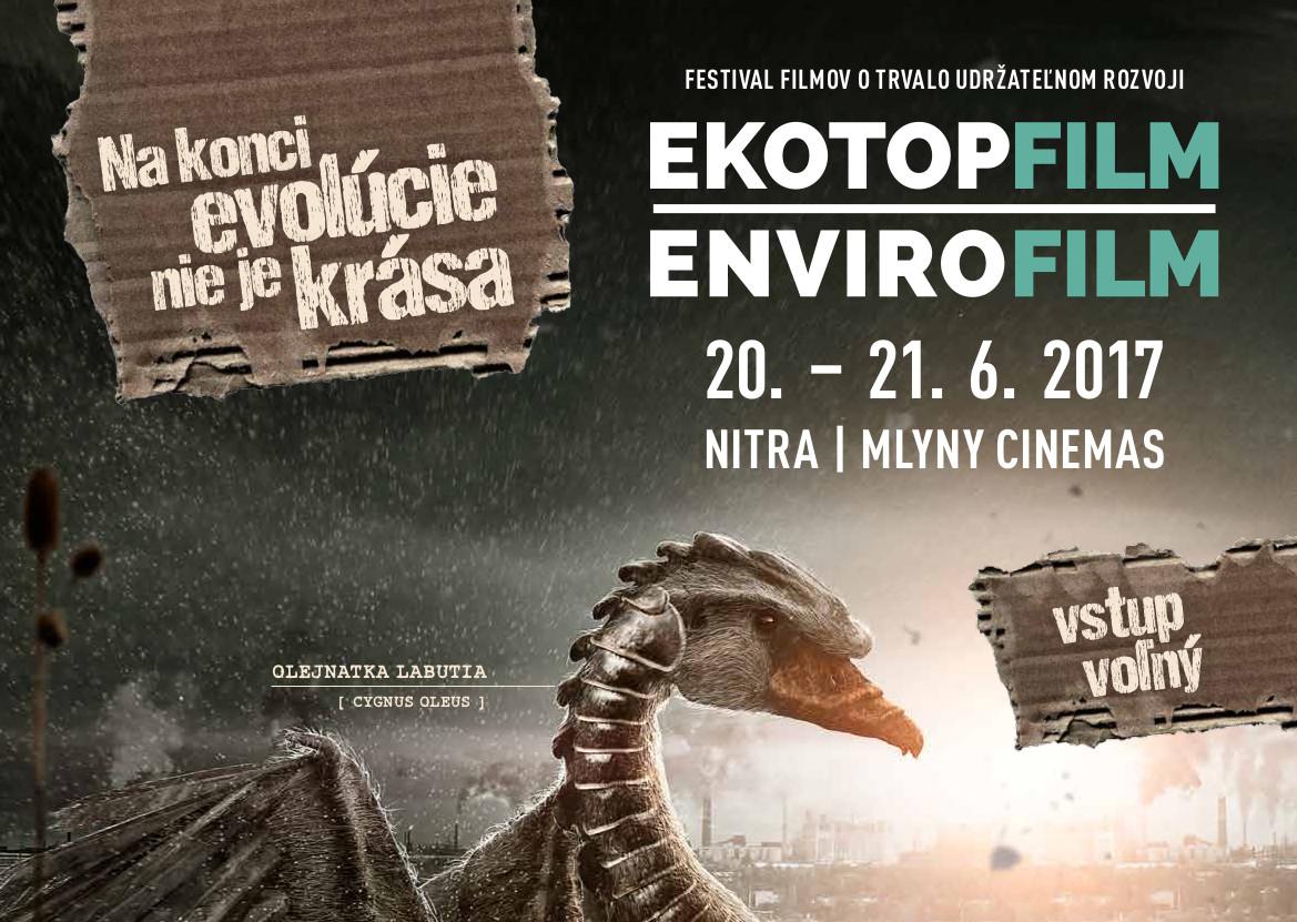cd68e3fbd Nitra hostí Ekotopfilm - Envirofilm, najsta - Kam v meste | moja Nitra
