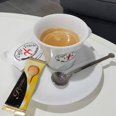 09140557fbd6 Kaviareň Trieste - káva s príchuťou Talianska - Gastro