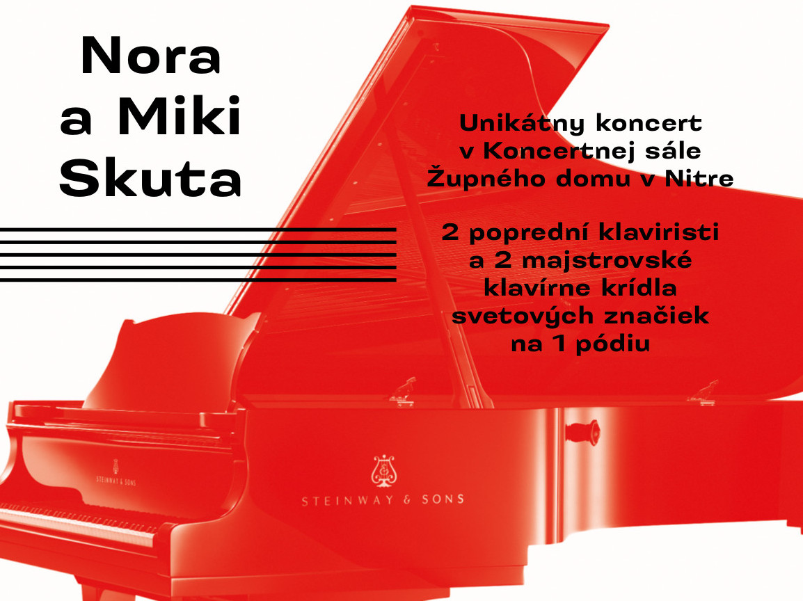 66737b066ae9a Nora a Miki Skuta - Kam v meste | moja Nitra