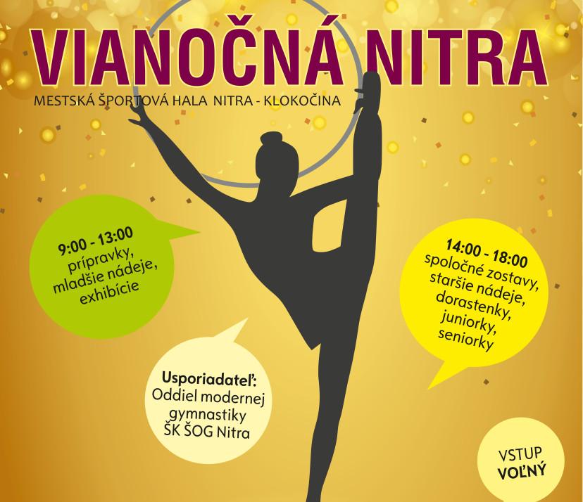43c723921f1c Vianočná Nitra 2017 - Medzinárodná súťaž v - Kam v meste