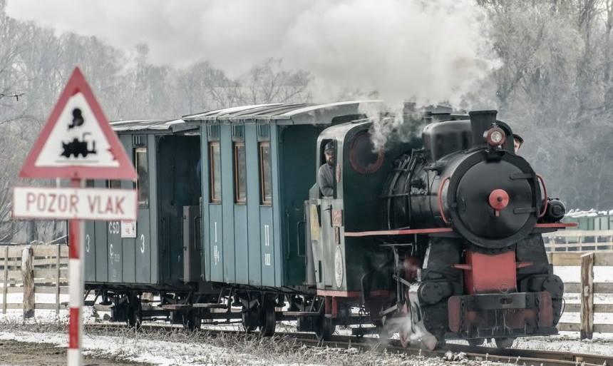 c10000fdf7ae Mikulášsky vlak aj tento rok v Nitre - Kam v meste