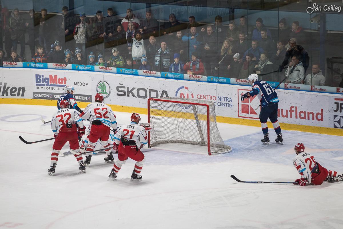 0c6aeb6c9b49b Hokej: Najprv plyšáci a následne víťazstv - Šport a relax | moja Nitra