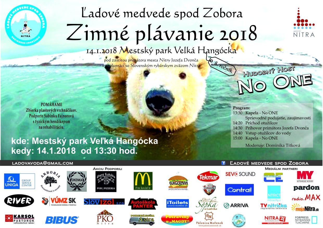 Ľadové medvede spod Zobora - Kam v meste  83fc15d689f