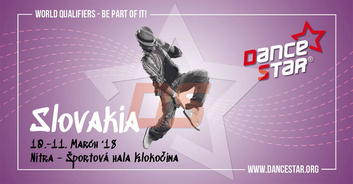 e5b6085ab26e Svetová tanečná súťaž DanceStar mieri do Ni - Kam v meste