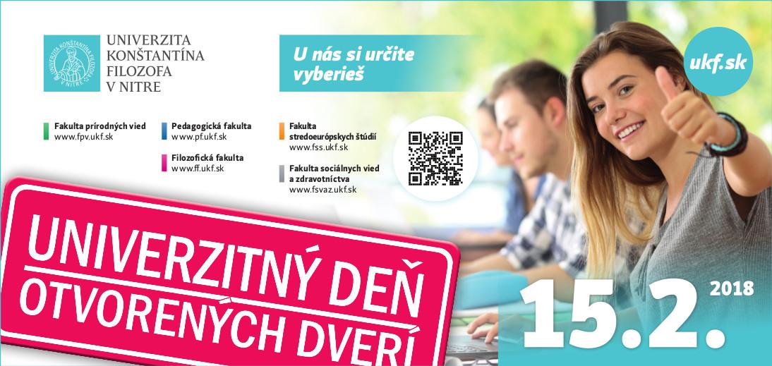 d15b974f0 Deň otvorených dverí 2018 Univerzita Konštantín - Kariéra | moja Nitra