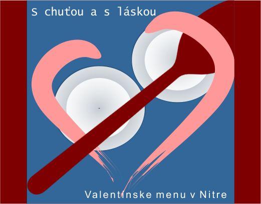 S chuťou a s láskou. Kam na Valentínske men - Kam v meste  e3c4e4a9655
