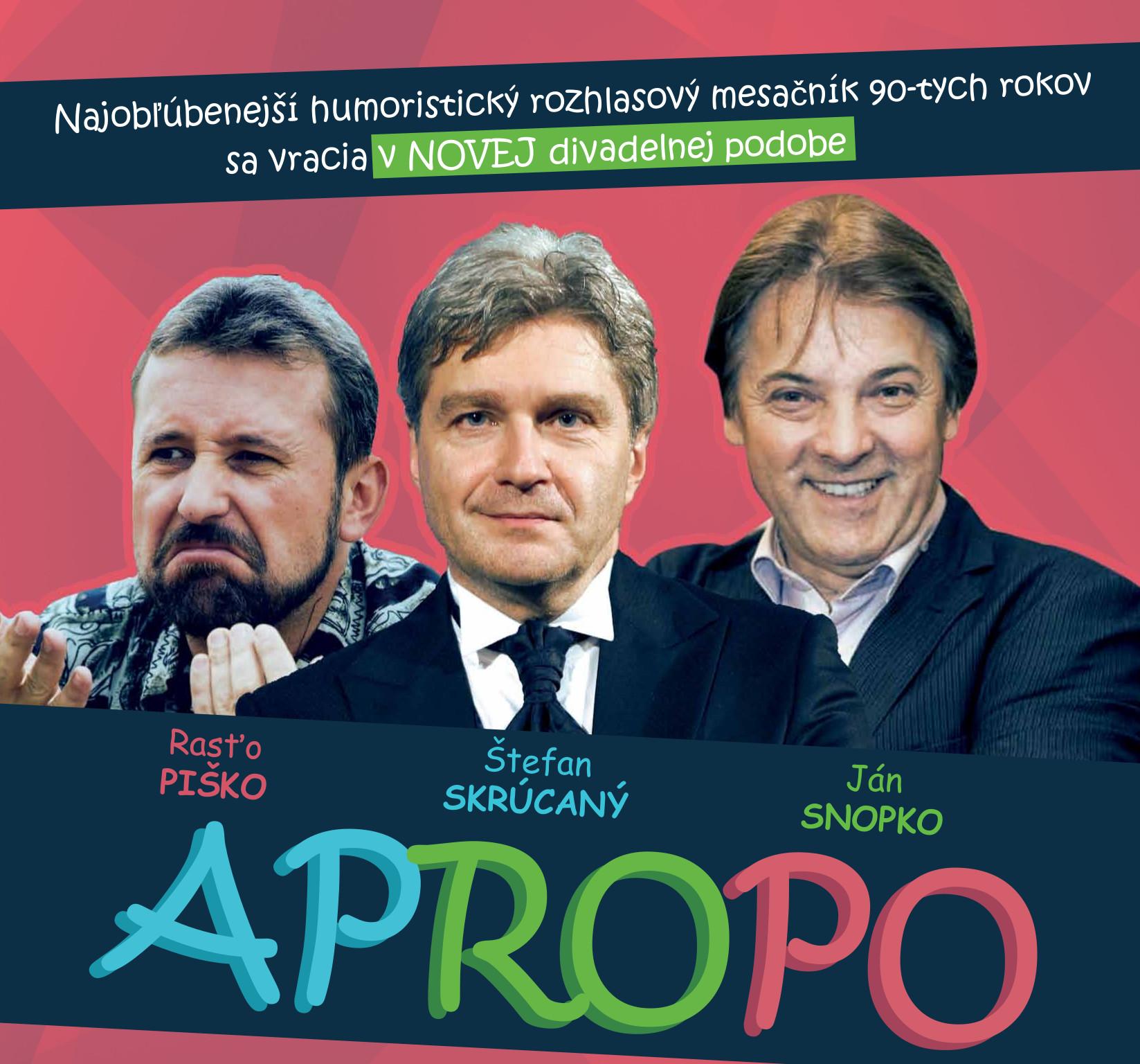APROPO - Kam v meste  0096af0943c