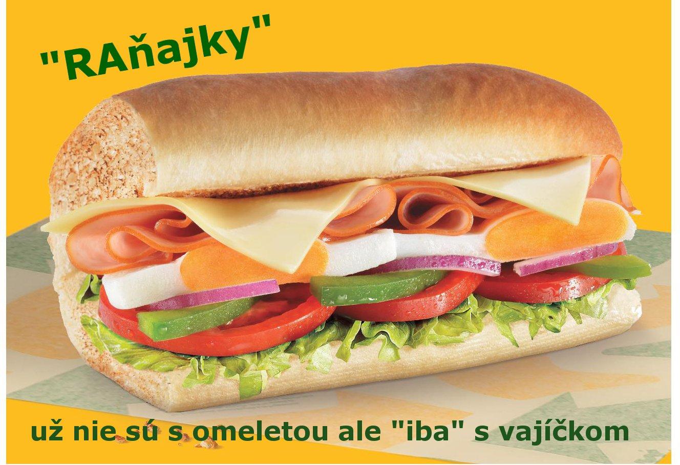 3f383a0bc SUBWAY Kynek - Gastro | moja Nitra