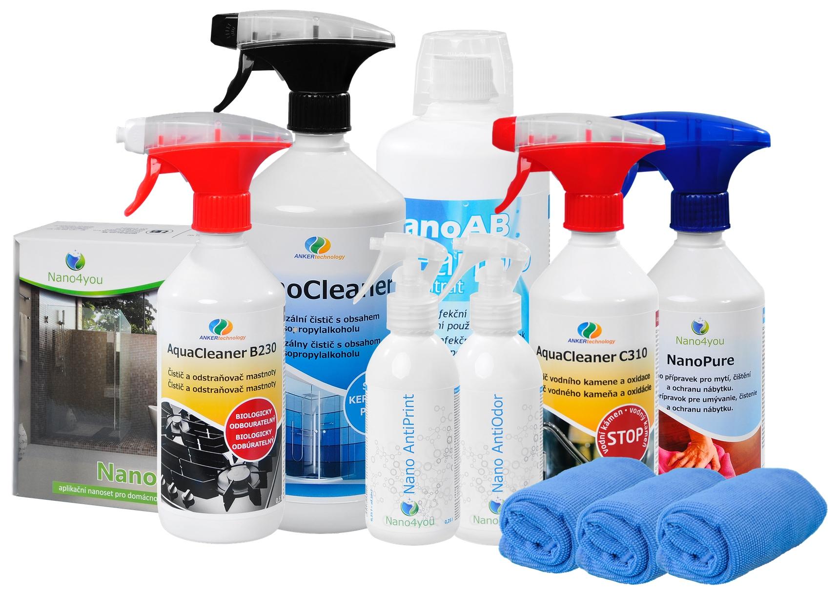 56485fce79 Nano4you - ochrana rôznych povrchov - Katalóg firiem
