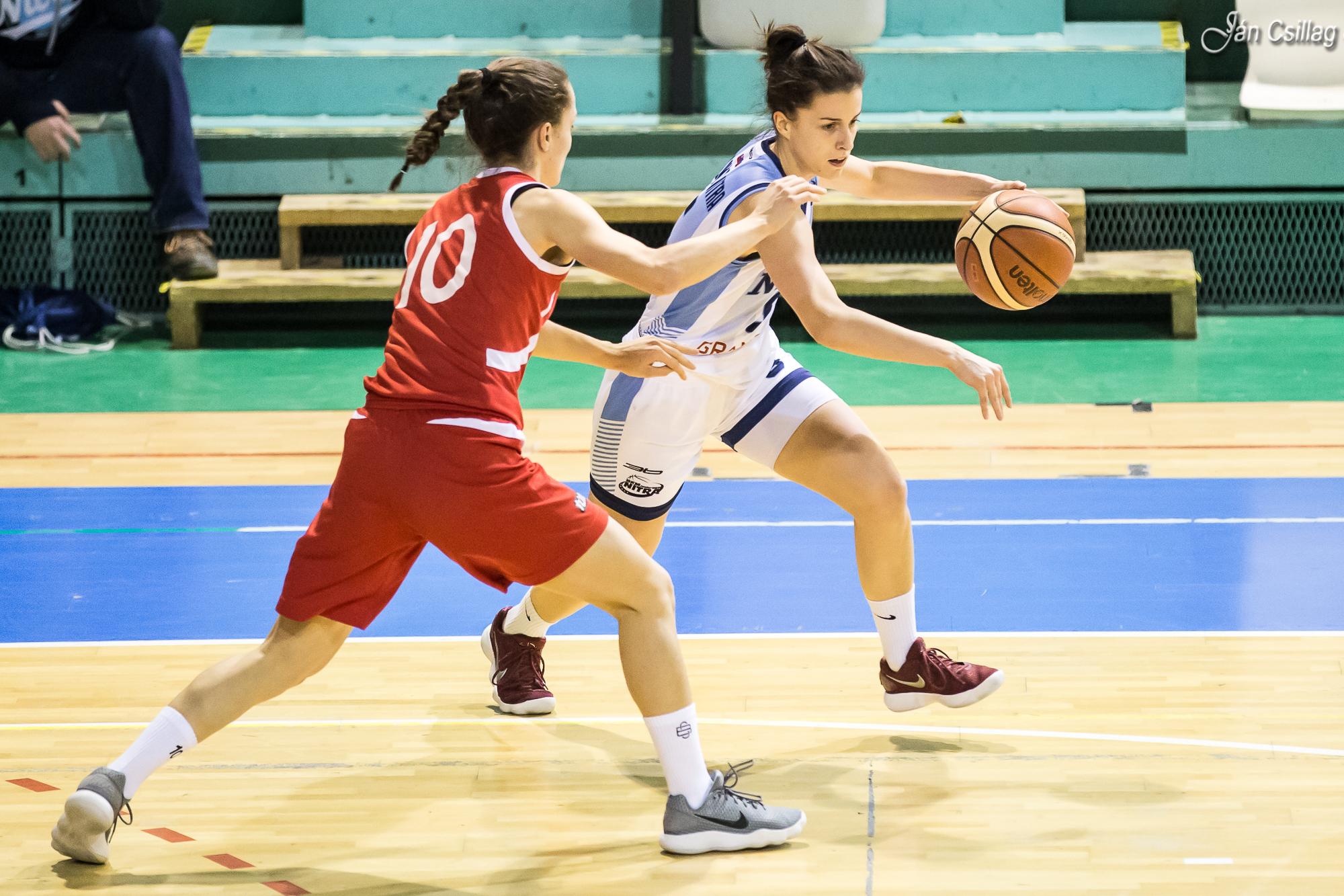 Mladé basketbalistky zvládli zápas proti - Katalóg firiem  ff9c9bbd5a9