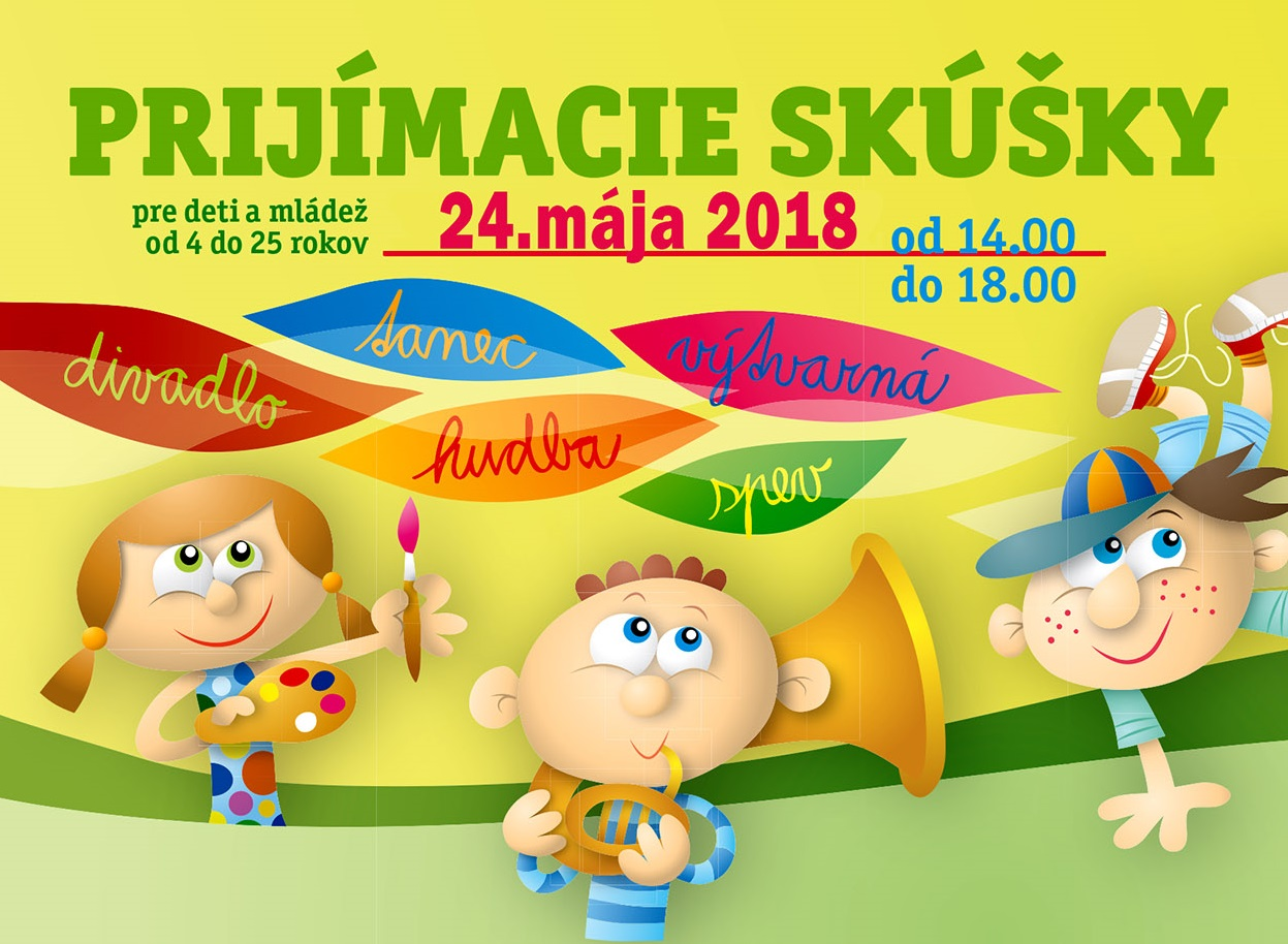 7eb52b244 Prijímacie skúšky v Tralaškole - Kam v meste | moja Nitra