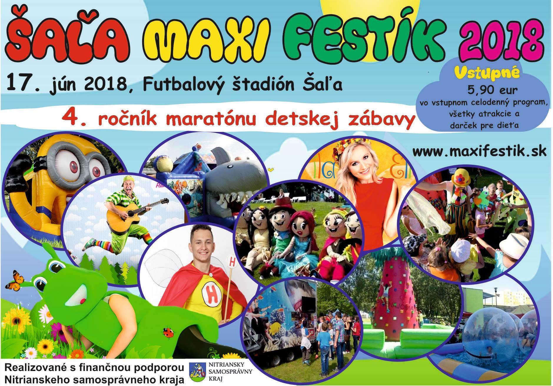 992de2efa V Šali sa bude konať celodenný maratón d - Katalóg firiem | moja Nitra