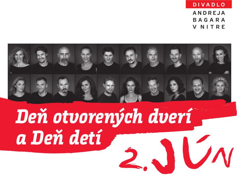 d61511f045f5 Divadlo Andreja Bagara v Nitre pozýva svoji - Kam v meste