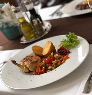 9aaed4f79 Moderná gastronómia v Grand Hotel Sole**** - Gastro | moja Nitra