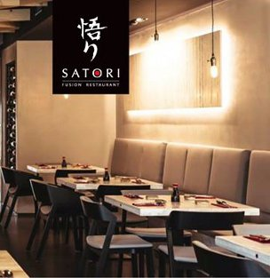 e81d0c3f6c85 Firemné večierky v Satori Fusion Restaurant - Gastro
