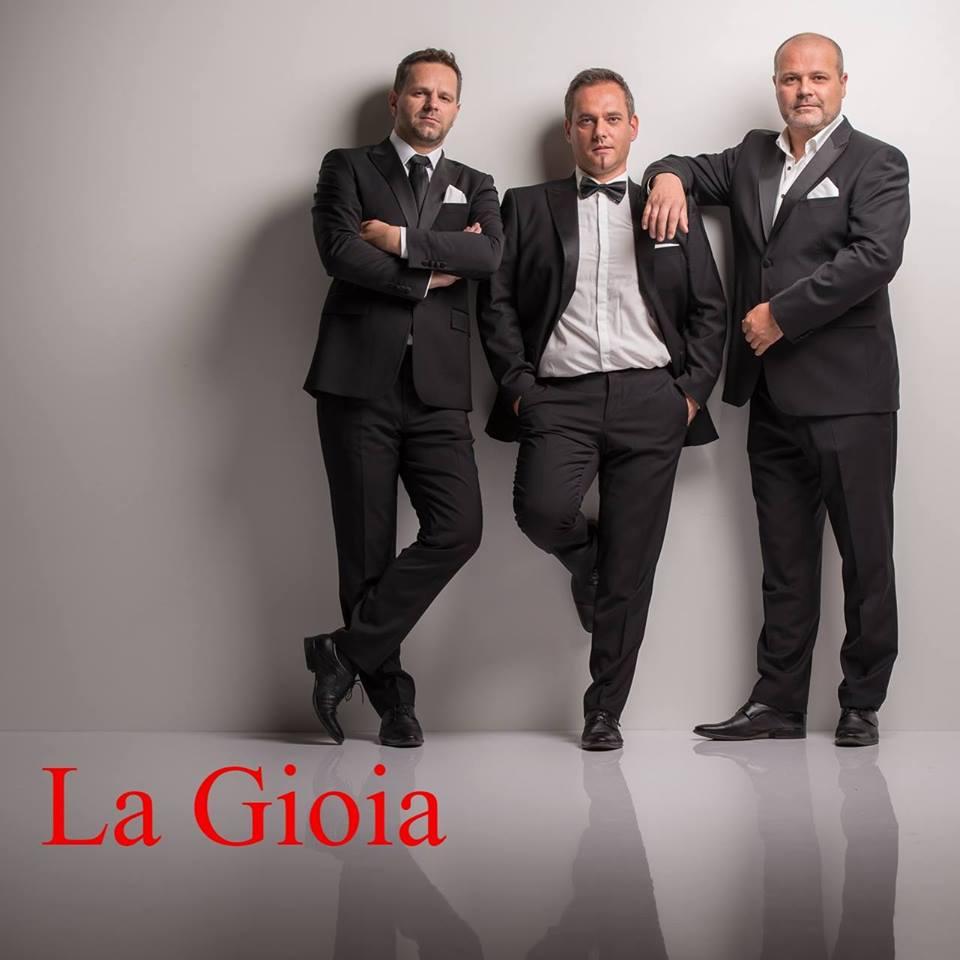 fca2bc1db375 Pop – operné trio La Gioia a ich jedinečné - Kam v meste