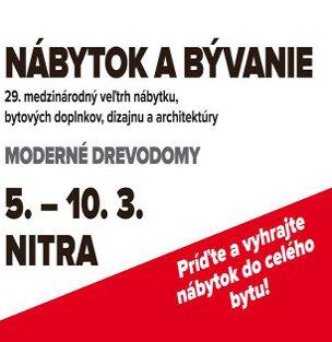 b88c35ee039e Výstava Nábytok a Bývanie 2019 v Nitre