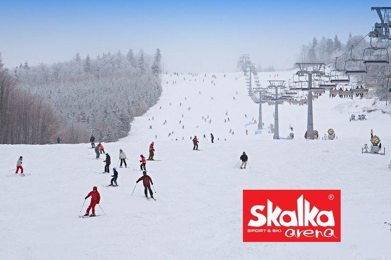 92195c5e3 Skalka arena – dokonalé miesto pre šport a re - Dovolenky | moja Nitra