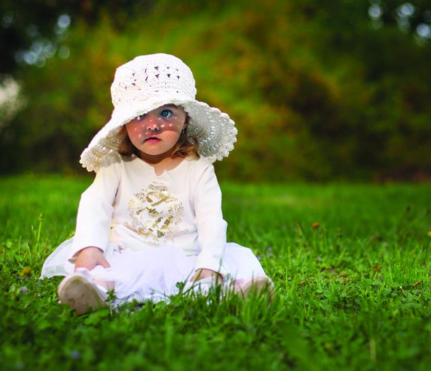 cdf5fb71d7f7 Krásne detské fotografie. Ako na to  - Móda