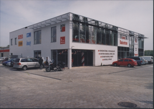 Stavebniny Tonex Baucentrum - Vaše nitrianske s - Bývanie  8eb90494870