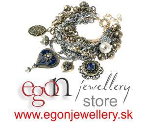 EgonJewellery - šperky ako darček pre krásu - Móda c2a8539edd3