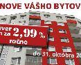 Úver len za 2,99 %  pre vaše lepšie bývanie , spravodajnitra.sk